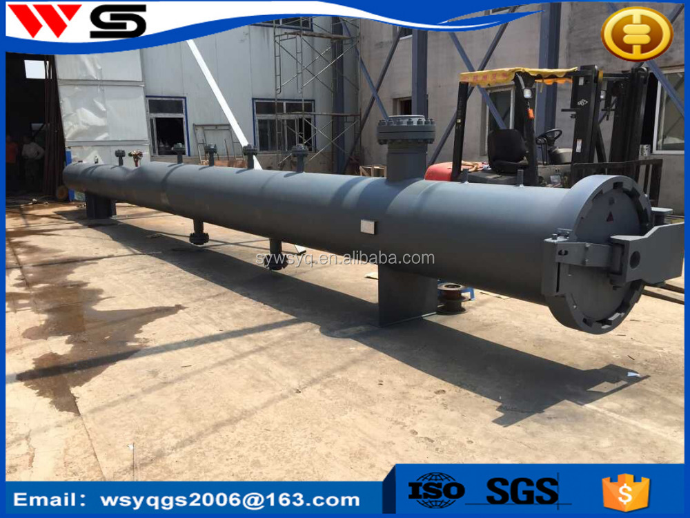 Pig Launcher Receiver In Oil And Gas Industry Cleaning Pipe Line ...