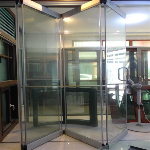 Frameless Folding Sliding Glass Door,Frameless Glass Folding Door ...