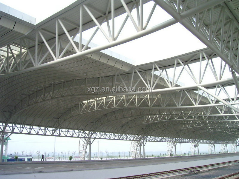 Railway Station Amp Airport Tensile Membrane Structure Buy