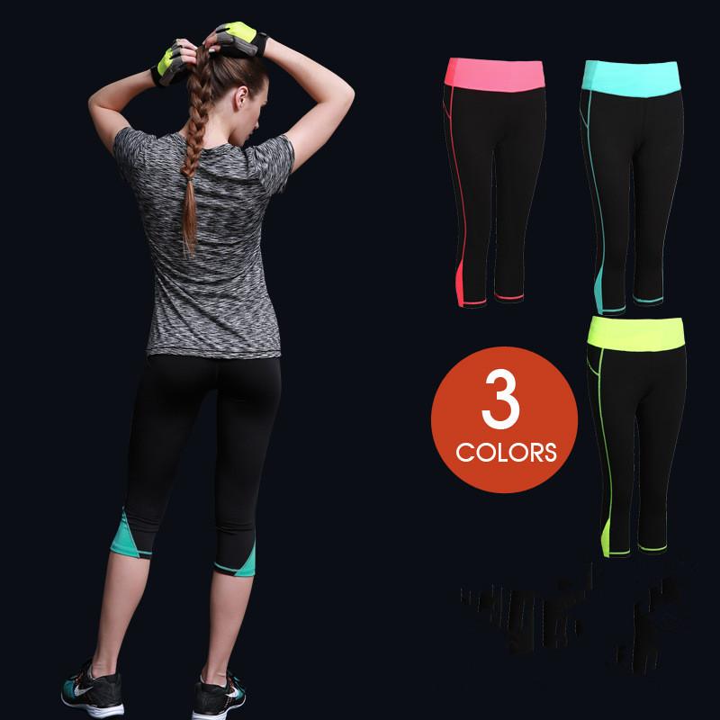 Yoga Pants Sports Theme Bodysuits Women Leggings