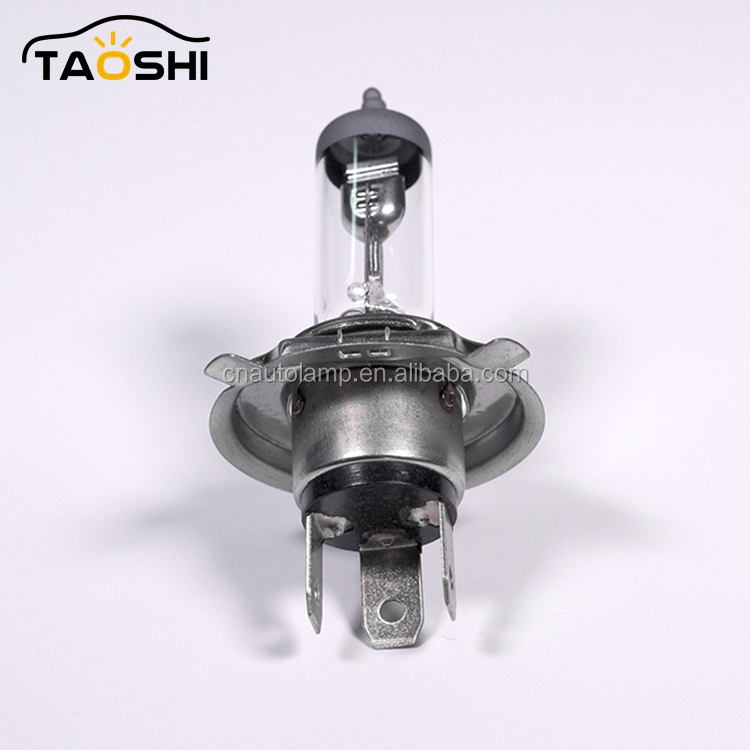 Driving Headlight Lights P43T 24V 75W Halogen Bulb H4 Car Lamps