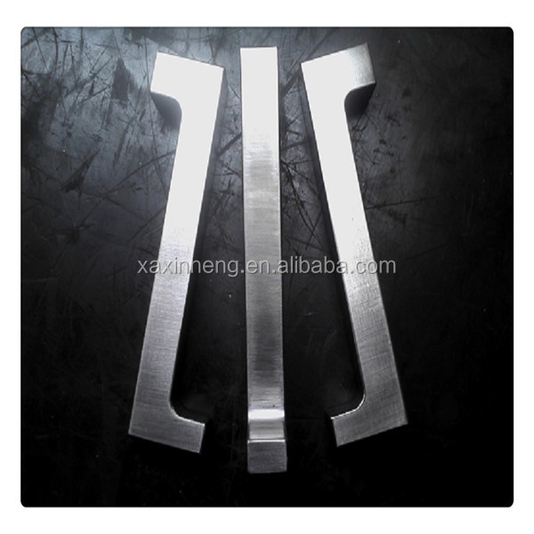 High density anchor tungsten alloy balance weight bucking bar for sale