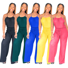 M661 back halter rompertjes vrouwen <span class=keywords><strong>mouwloze</strong></span> jumpsuits