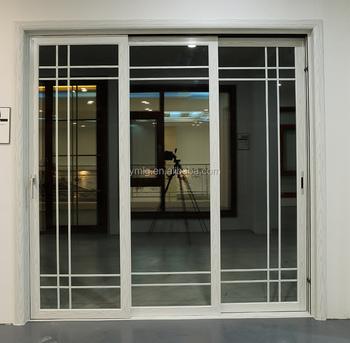 Modern Style Weather Resistant Kerala Front Door Design With