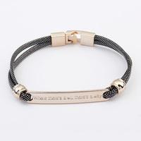106381 italina 14k gold cuff bracelet