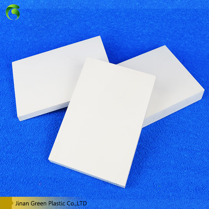Green brand hot sale komatex quality foamex <strong>pvc</strong> white 5 mm 1.22 x 2.44 Meters