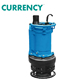 CURRENCY KBS series submersible slurry pump dewatering pump 5.5hp