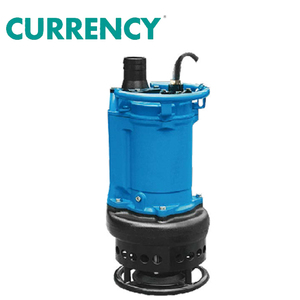 Tsurumi CURRENCY KBS series submersible slurry pump dewatering pump 5.5hp