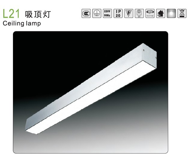 Modern led ceiling lamp/led ceiling lamp t8 t5