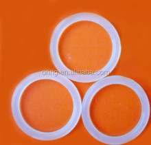 Black Red and Blue Clear Silicone Rubber o ring silicon
