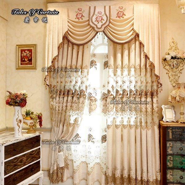 2016 Curtain Designs The Most Expensive Curtains And Linen With Embroidery For