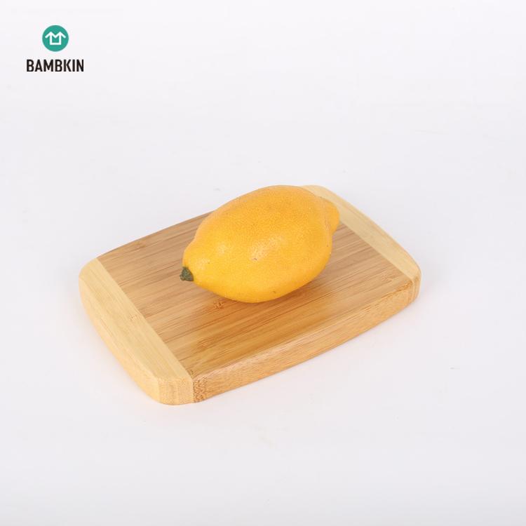 שני טון קל לניקוי קרש חיתוך פירות במבוק קטן