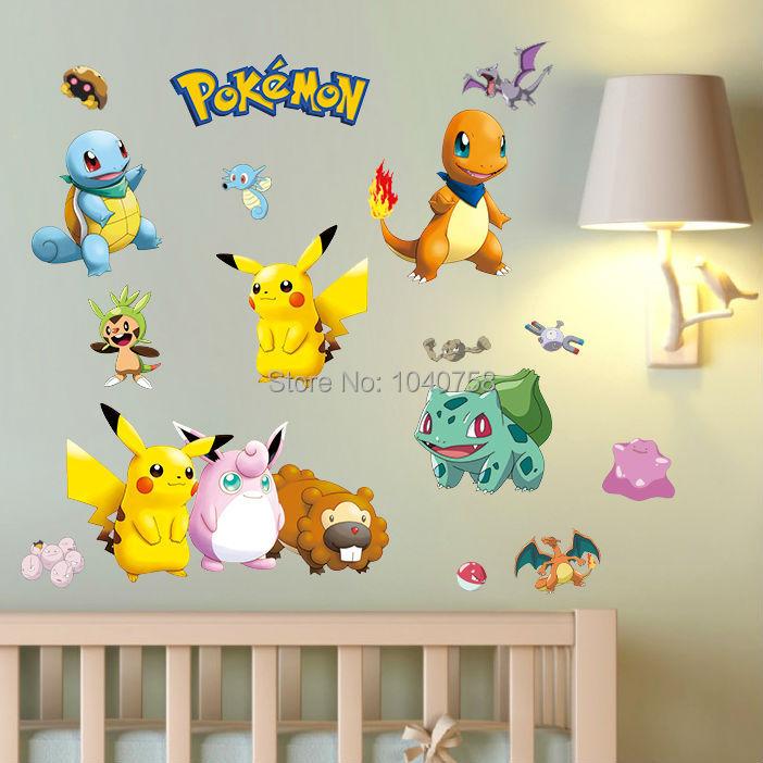 Acquista all 39 ingrosso online pokemon decorazioni da for Decorazioni per la casa online