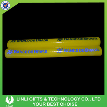 Glowing Battery Operated Light Sticks With Printing