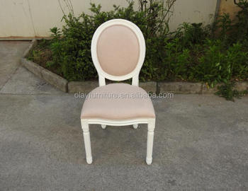 white wood french louis dining chair wedding and event chairs for