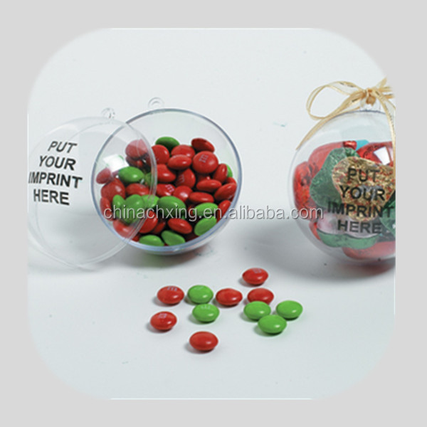 Different Size Clear Plastic Christmas Ball Ornaments Bulk - Buy ...