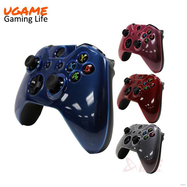 Newest hot selling game hand grip silicon case for wii u