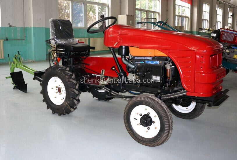 Multifunction China Mini Tractor / Small Tractor Price With Potato ...
