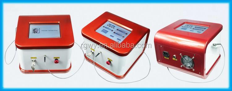 980nm Diode Laser Facial Vasculaire Verwijdering Schoonheid Apparatuur Als Spataderen Laser Verwijderen Machine