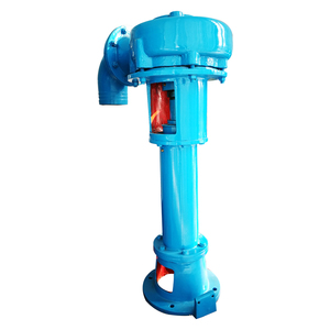 vertical wet pit gold dredge small sand barge pump design