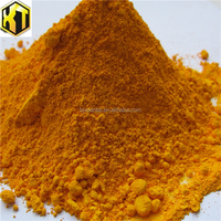 chrome paint used yellow iron oxide powder pigment