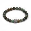 5% discount now!!!China manufacture African turquoise turquoise cool bracelet for men