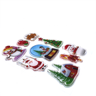 Hot Jelly Gel Sticker for Kids and Popular Animal Stickers