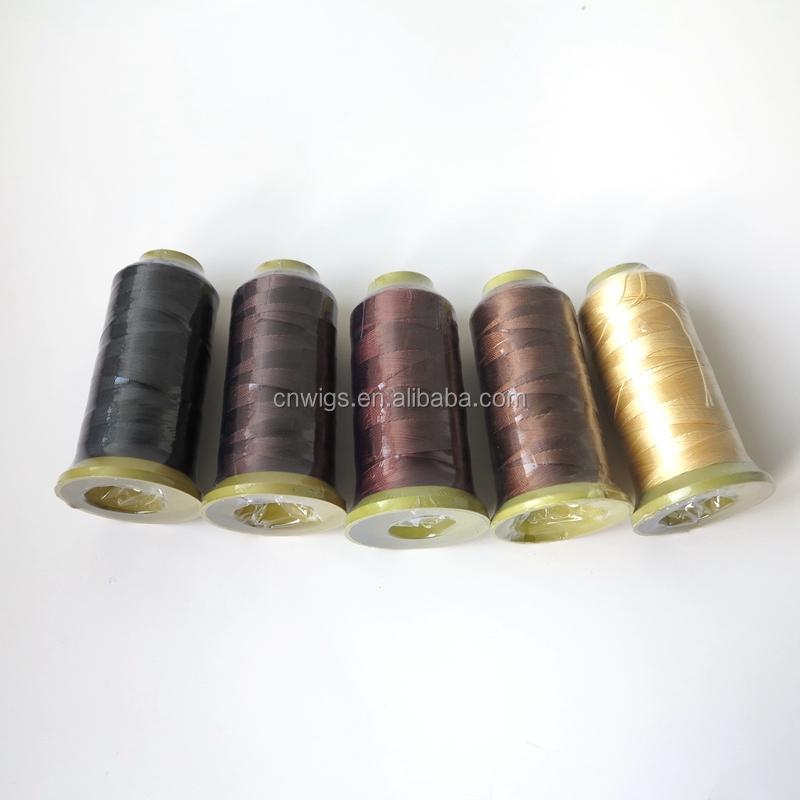 Silk Thread For Weaving Nylon Hair Weaving Thread Used With Weaving