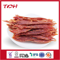 Competive Price Duck Jerky Pure Meat Pet Snack