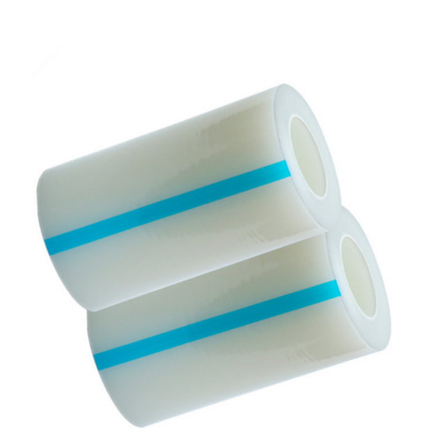 PVC krimpkous film, Food grade plastic film roll, Clear PVC krimpfolie in roll