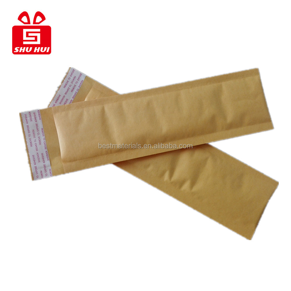 Double Adhesive Jiffy Bags / Custom Kraft Bubble Mailers / Reusable White Jiffy Mailers