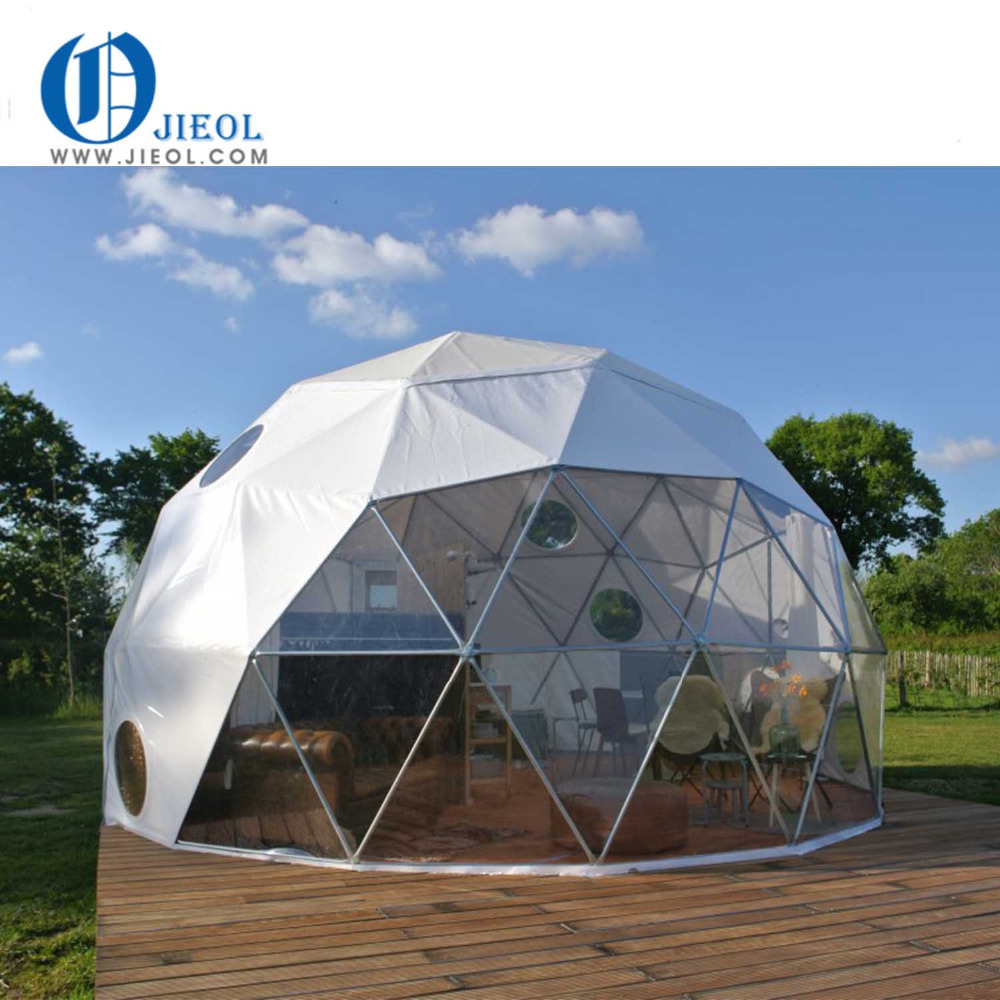 Outdoor steel Geodesic Domes 5m Event Party Diy Geodome <strong>Tents</strong>