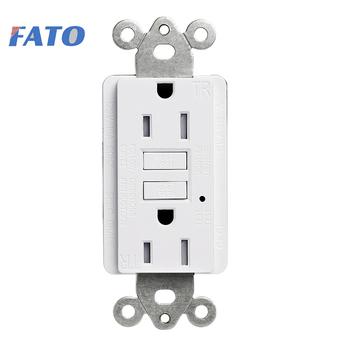 Fato Gfci Ground Fault Circuit Interrupter 220 V Wadah