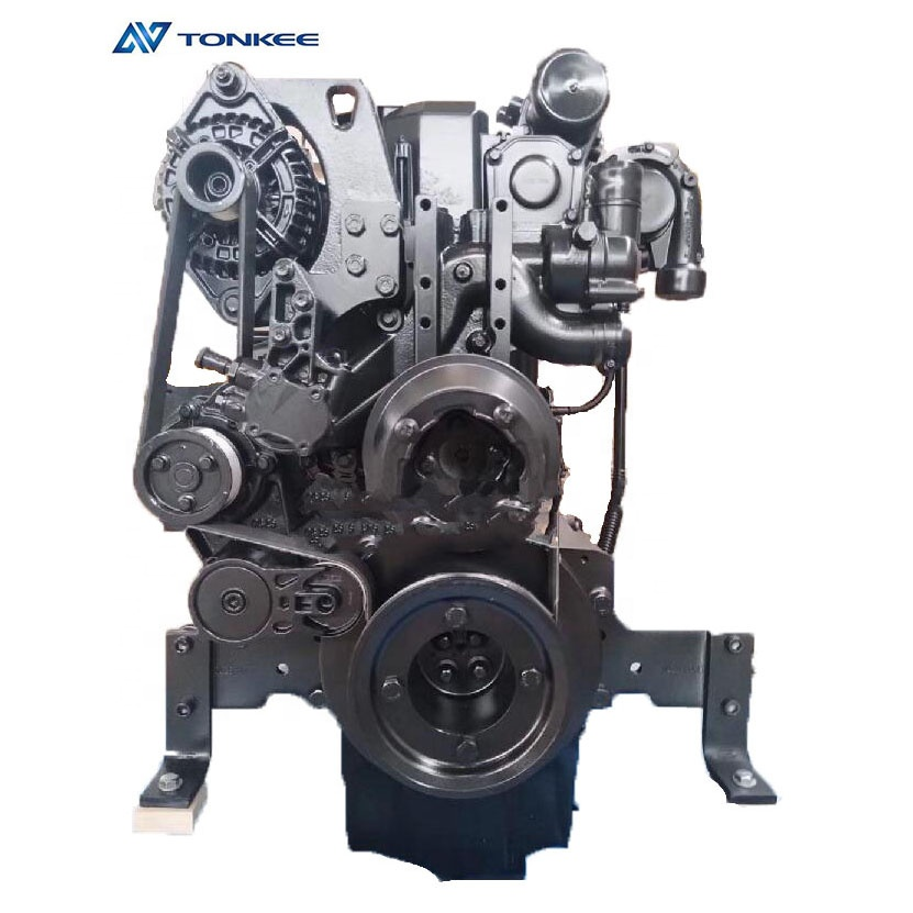 genuine new D7E complete engine assy hight quality EC240B EC290B Prime whole engine assy for VOLVO excavator