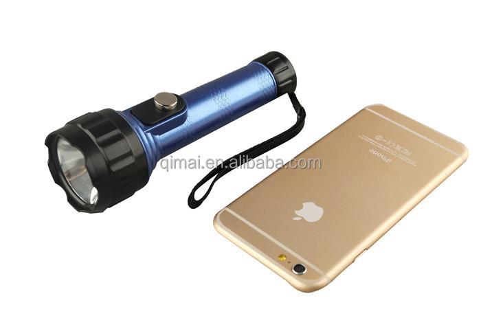 Cheap Led Plastic Flashlight,Dry Battery Powered Plastic Torch ...