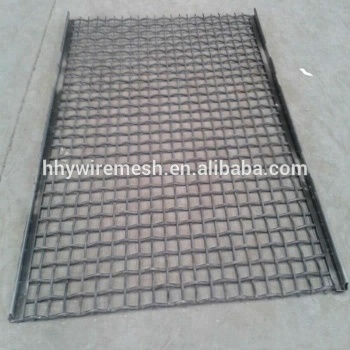 High tensile steel sieving mesh SS304 vibrating screen mesh stone mesh screen
