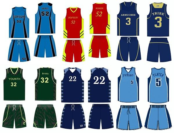 fb733363eee Custom Basketball Uniform Degin
