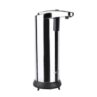 Hot Selling Durable battery stainless steel touchless automatic sensor liquid soap dispenser