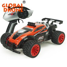 RC CAR High Speed Monster Truck Radio Control 1:16 Scale 2.4G Radio Control Racing Car Buggy Vehicle crazy car toy