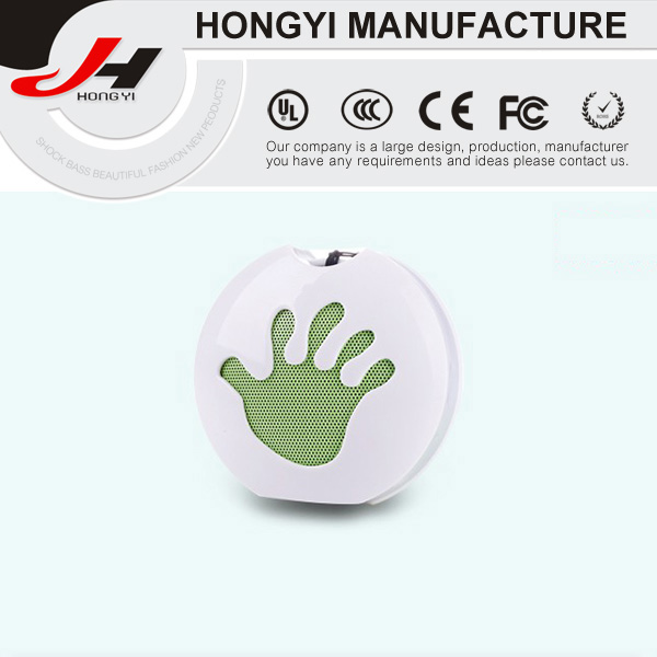 Multi - Functional Creative Mini - Small Palm Audio Baby Prenatal Care Player Portable Card Small Speakers