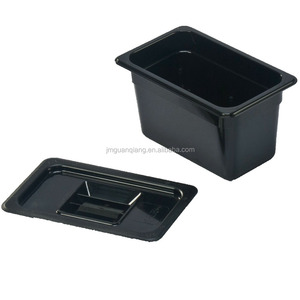 NSF certificated 1/4 one fourth size high quality PP GN pans PP food container