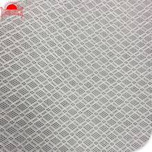 100% polyester knitted shoe upper material tricot fabric