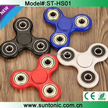 Fidget Finger Spinner Toy - Decompression Hand Spinner With Premium Hybrid Ceramic Bearing - Finger Toy, Perfect For ADD