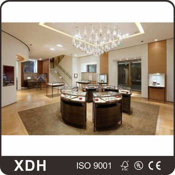Stylish Jewelry Display Ideas Elegant Jewelry Shop Interior Design ...