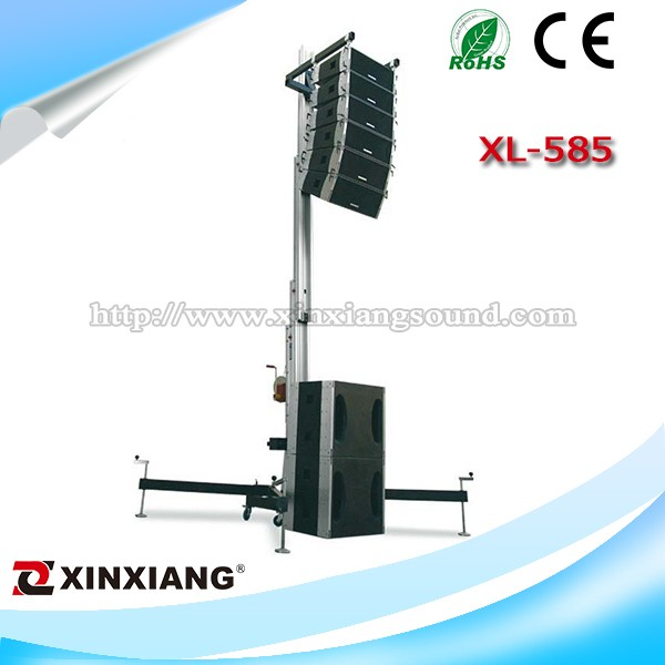 6.5m Professional Line Array Lift Stand Xl-585