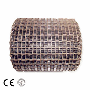 Light type stainless steel honey comb belt for vaccum furnace