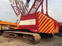 170 Ton Heavy Construction Machine Manitowoc USA Origin Used Crawler Crane Low Price For Sale