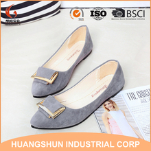 2017 New Design Comfortable High quality Pu women shoes