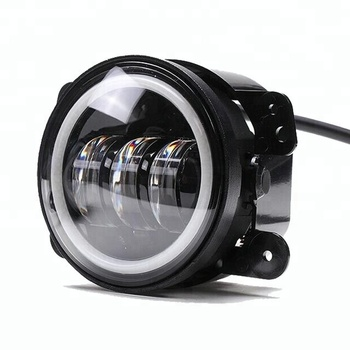 Aluminum alloy Housing automobiles & motorcycles fog light for SUV LED Driving Light
