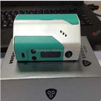 Original Wismec Reuleaux Dna200 Tc Box Mod,Reuleaux Rx200 Tc Express Kit  Powered By Triple 18650 - Buy Reuleaux Rx200 Tc,Wismec Rx200,Reuleaux Dna  200
